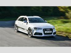 First drive Litchfield's tuned, 750bhp Audi RS6 Top Gear