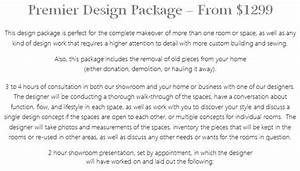 interior design packages With interior decorating packages