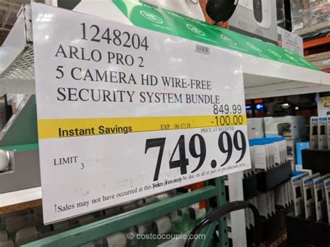 arlo pro  hd security system