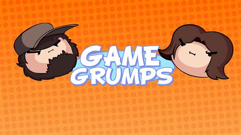 fan art game grumps hd wallpaper   iviqrr