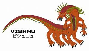 Kaiju Awakened - VISHNU by Daizua123 on DeviantArt