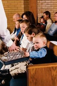 Passing The Sacrament