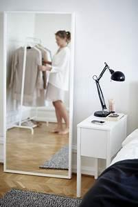 Ikea Stave Spiegel : 25 beste idee n over slaapkamer spiegels op pinterest witte slaapkamer inrichting tiener ~ Orissabook.com Haus und Dekorationen