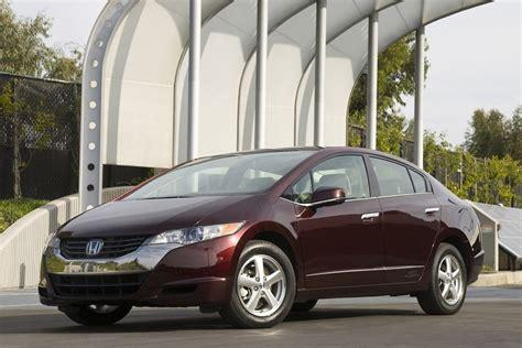 honda fcx clarity  car review driving honest john