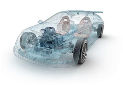 You Wire Modern Cars by Our Future Vehicles Will Use Lighter Advanced Materials