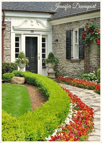 Best 25+ Curb Appeal Landscaping Ideas On Pinterest