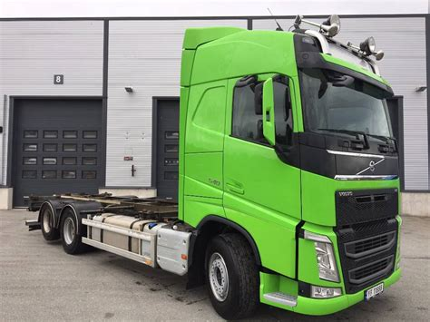 2014 volvo truck price used volvo fh540 6x2 containerbil on spot container
