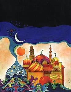 Inspiration Of The Arabian Nights by Mohamed Abotalib