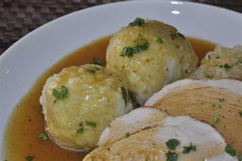 Kartoffelklöße Halb Und Halb (rezept Mit Bild) Von Inwong