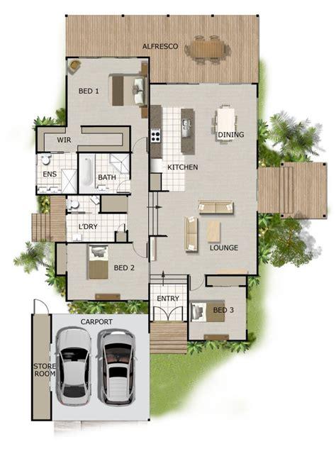 two bedroom cottage house plans split level house plan on timber floor australian houses