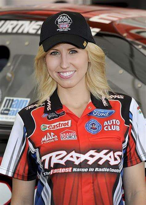 Courtney Force satisfied with consistency in early season; heads to Bristol with hope of earning ...