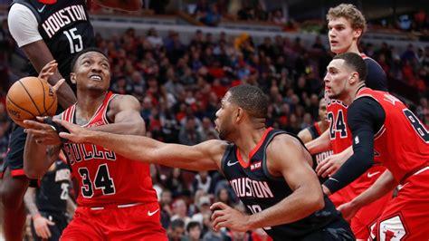 Bulls Vs Rockets - Bulls Open 4 Game Preseason Schedule ...