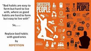 habits of successful it 39 s all about routine
