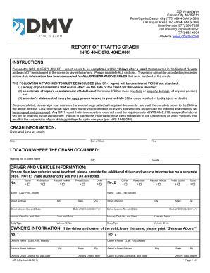 sr1 form exle oregon dmv accident report form pdf vehicle accident