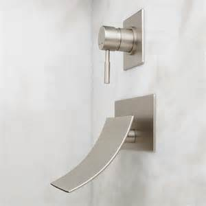 Wall Mounted Kitchen Faucet Leaking by Modern Wall Mount Kitchen Faucet Lowes Faucets Lowes Wall