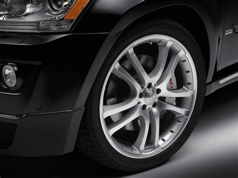 Brabus Mercedes Wheels by 2007 Brabus For Mercedes Gl Class Monoblock S