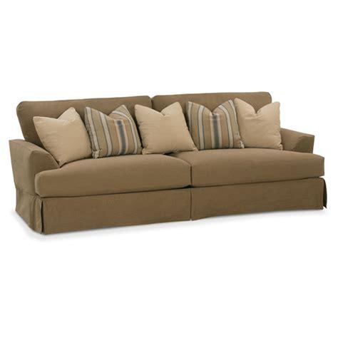 rowe n680 003 rowe slipcovered sofa ellington slipcover