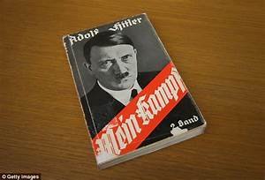 Adolf Hitler U2019s Mein Kampf Exchanging For More Than  U00a3500 On