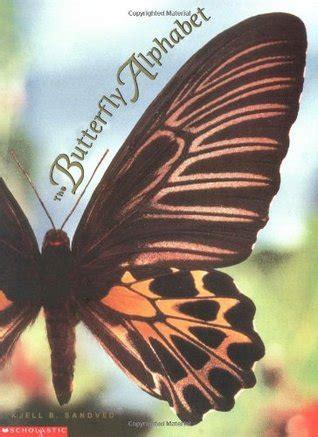 butterfly alphabet  kjell  sandved