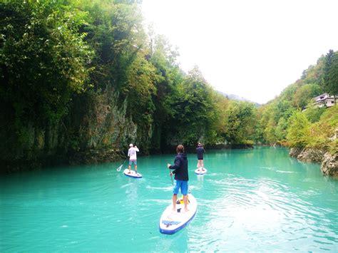 Soca River Sup Slovenia Discovery Sup Slovenia Discovery