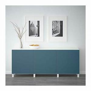 Ikea Besta Grundelemente : besta ikea valviken bleu fonc tv wall ideas ikea doors ikea cabinets ~ Frokenaadalensverden.com Haus und Dekorationen