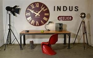 Mobilier Industriel Ancien : mobilier industriel ancien chaises meubles tiroirs caisseettes zingu es ~ Teatrodelosmanantiales.com Idées de Décoration