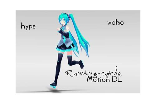 mmd walking motion data download