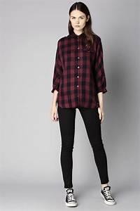 mode automne 2015 5 vetements tendances a moins de 50 With chemise carreaux noir et blanc