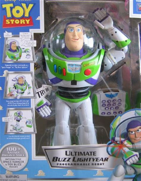 remote robot toy today deals disney pixar toy story ultimate buzz lightyear