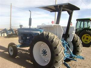 Maquinaria Agricola Industrial  Tractor Ford 6600 4300 Hrs