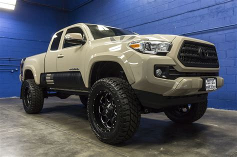 4x4 Toyota Tacoma by Used Lifted 2016 Toyota Tacoma 4x4 Truck For Sale 31980