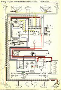 1974 Vw Super Beetle Wiring Diagram