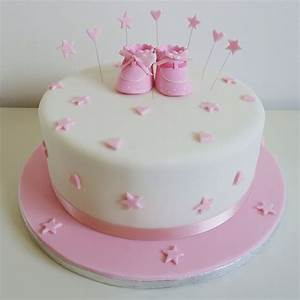 Girls Baby Shower - Cakes By Siobhan Cakes By Siobhan
