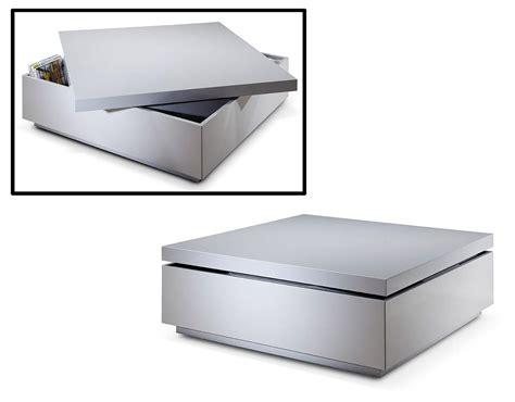 Modern Storage Coffee Table  Coffee Table Design Ideas