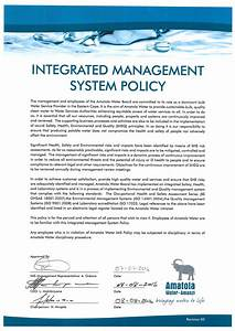 Suppliers documents amatola water for Ims document management system