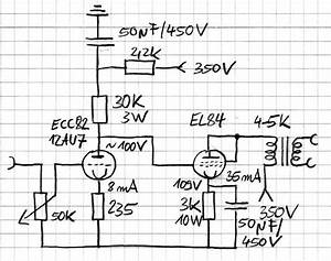 17 Best Images About Tube Amplifier Circuits On Pinterest