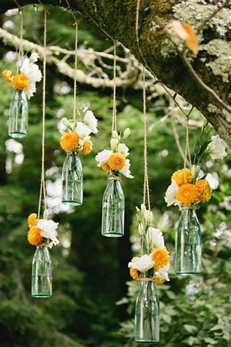 Garden Decoration Flowers by 50 Ideas For Table Decorations Garden Friends