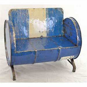 oil drum seat oil drum chair oil drum sofa With kitchen cabinets lowes with oil drum wall art