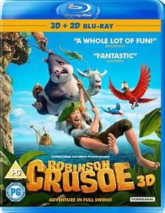 Robinson Crusoe Blu-ray Zavvi com