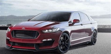 ford taurus specs release date price ford engine