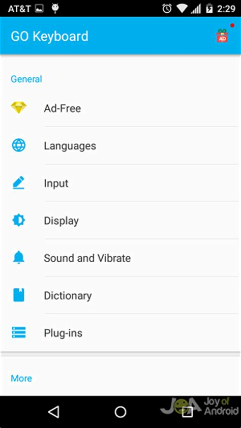 android keyboard settings android keyboard showdown keyboard go keyboard