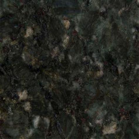 Stonemark Granite 3 in. Granite Countertop Sample in Verde