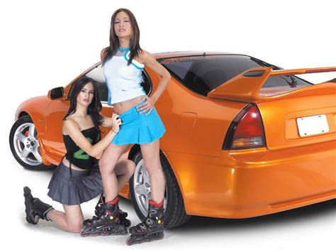 hot models with cars cars and girls wallpapers part 2 curious funny photos