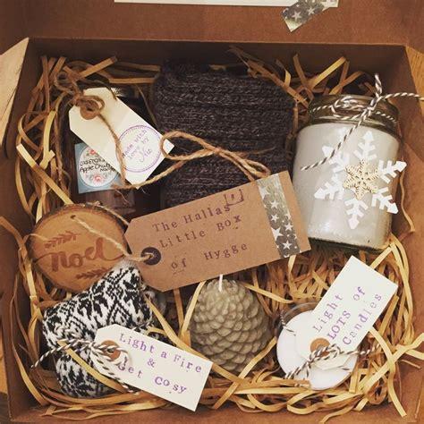 homemade hygge box hygge gifts hygge christmas hygge box