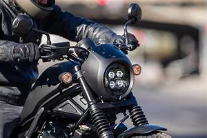 2020 Honda Rebel 500 Review    Specs   New Changes