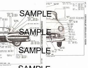 Wiring Diagram For 1954 Chevy Bel Air