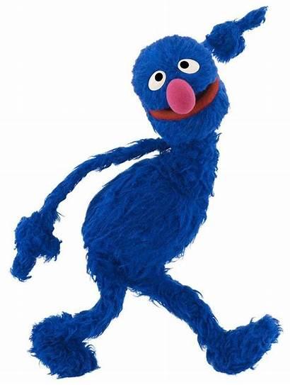 Grover Muppet Characters Sesame Monster Street Muppets