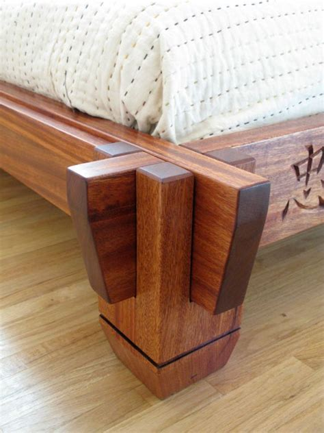asian inspired platform bed  silverhalo  lumberjockscom woodworking community