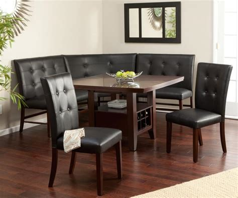 Top 16 Types Of Corner Dining Sets (pictures
