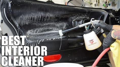 purpose interior car cleaner youtube